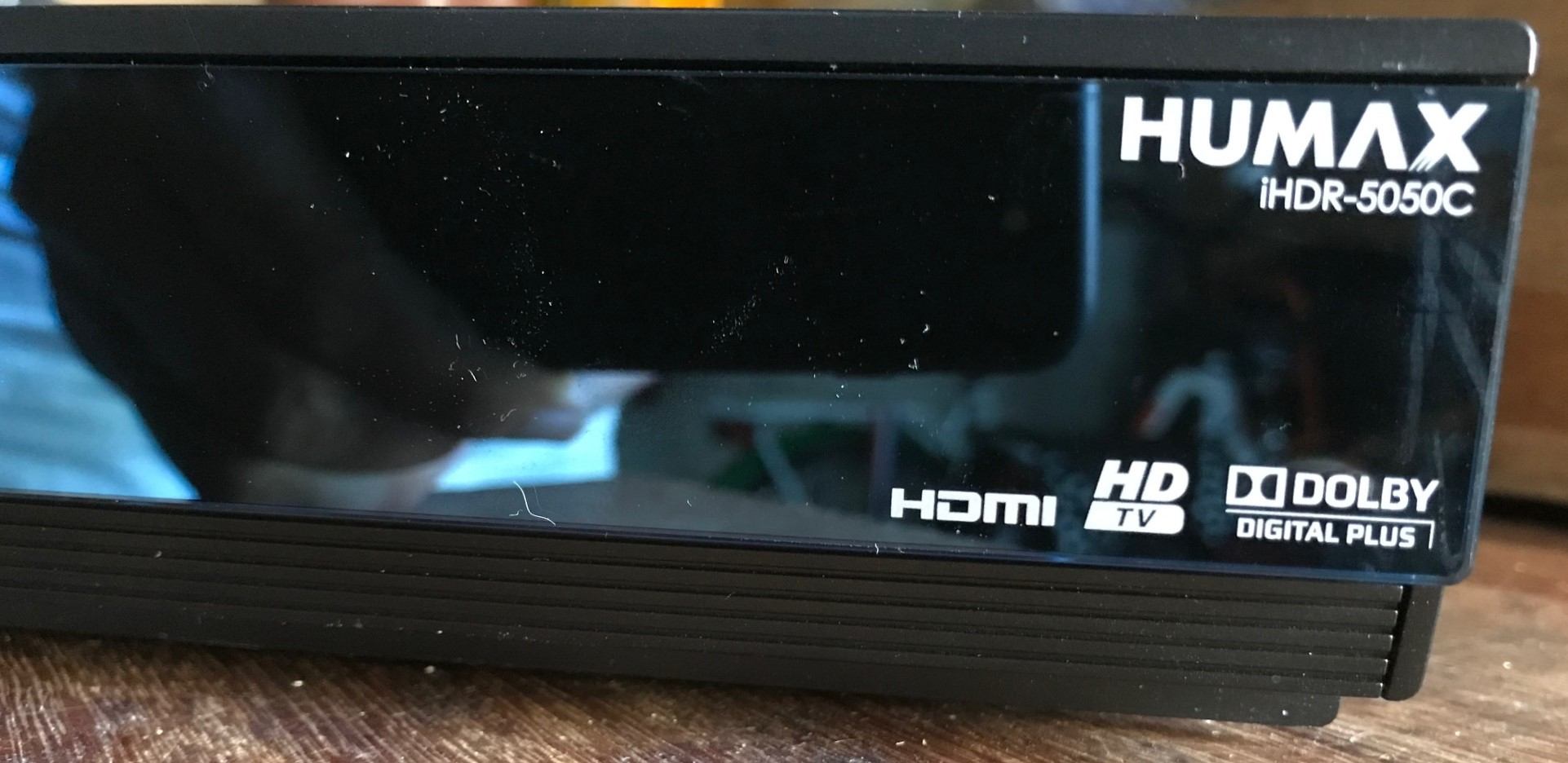 Humax iHDR-5050C digitale HD recorder van Ziggo